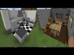 Minecraft Kitchen Ideas Ps4 by Vanilla Minecraft Medieval And Modern Kitchen Tutorial Youtube