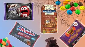 Halloween Candy List by Halloween Candy