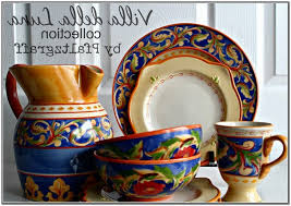 Italian Inspired Dinnerware Sets