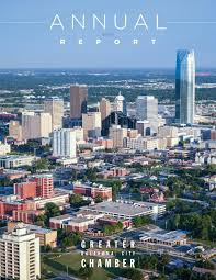2015 Annual Report By Greater Oklahoma City Chamber - Issuu