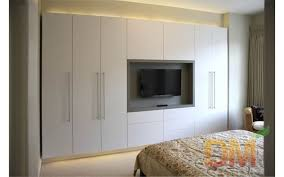 bedroom set with built in tv einbauschrank einbauschrank