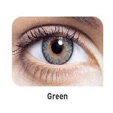 Freshlook One Day Color Green Contact Lenses 10 Pack
