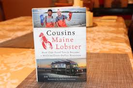 100 Maine Lobster Truck Book Review Cousins How One Food Became A
