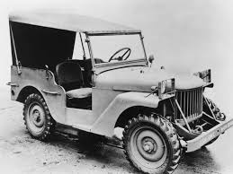 Jeep History In The 1940s