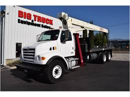 Sterling Bucket Trucks / Boom Trucks For Sale ▷ Used Trucks On ... Trucks For Sales Bucket Sale Forestry Firstfettrucksales On Twitter Come To Source New And Used Endless Benefits Of Heavy Duty Direct Blog Suspirodovento Buying 2008 Freightliner Truck With Liftall Crane For 2006 Gmc 7500 Forestry Bucket Truck City Tx North Texas Equipment Inventory Available To Start 2018 Royal Boom In Maryland Used On Big C7500 Truck Sale Youtube