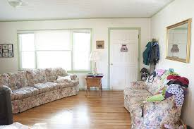Living Room Facing Front Door