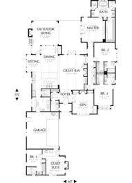 Beazer Homes Floor Plans 2007 by 4 Bed 3 Bath Single Story Homes Flagstone Floor Plan 1