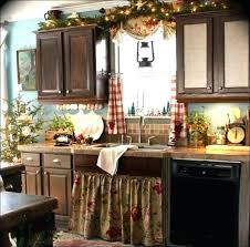 Decorate Above Kitchen Cabinets For Christmas Ceiling Extending Ideas Space Without Paint Decor Canada