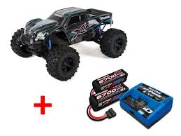 Traxxas X-Maxx 4WD Monster Truck (Blue) RTR Combo W/ EZ Peak Live ID ... Traxxas Bigfoot 110 Rtr Monster Truck Summit Wxl5 Esc Tq 24 Skully Color Blue Excell Hobby Red White Blue Scale Grinder 2wd Jam Replica Trucks 3602 Traxxas Emaxx Brushless 4wd Monster Truck Wtsm Vers 2016 116 Extreme Terrain Tra720763 Rc Car Electric Off Road Tmaxx Classic Tra491041blue Modellismo Dinamico Auto Droni Barche Radiocomandate Jet Model Stampede Vxl Brushless 2wd Ebay Amazoncom With 24ghz The Original Firestone