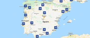 100 Nearby Truck Stop Secure Bookable Truck Parking Locations In Spain