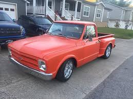 Nice Amazing 1968 Chevrolet C-10 1968 Chevy C10 2017 2018 | OLD ... 1968 Chevy C10 Just A Great Color I Just Might Have To Store My Stepside Pickup Truck Youtube Family Affair Photo Image Gallery Chevrolet Work Smart And Let The Aftermarket Simplify Revealed At Sema Strange Motions Awesome Hot Rod Nice Amazing C10 2017 2018 Old The Custom Utility That Nobodys Seen Network 1970 Page Cst Shortbed Fleetside Interview With Classic Trucks Magazine Matt Kenner Total Cost Involved