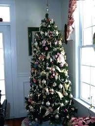 Pencil Thin Christmas Tree Tall Skinny Trees Best Slim Ideas On Decorating