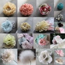 All Handmade Flower And Hair Bow Tutorials