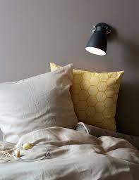 wandleuchte schwarz schlafzimmer nordlux largo
