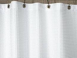 Curtain Rod Grommet Kit by My Stunning Abode Clear Shower Curtain Liner Hookless Shower