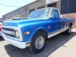 100 1970 Chevy Pickup Truck Chevrolet C20 Custom Camper