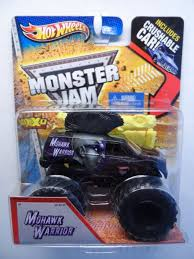 100 Mohawk Warrior Monster Truck 164 Toy Car Die Cast And Hot Wheels Jam