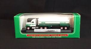 HESS 1998 MINIATURE Tanker Truck - $2.00   PicClick Hess Truck Empty Boxes Toy Store Jackies 58 X 46 Hess Truck 1998 Creation Van Dune Buggy Motorcycle Tanker Truck Etsy Miniature Tanker Mint Ebay Amazoncom 2013 Tractor Toys Games Miniature Tanker First In A Series Mib Trucks 2018 Top Car Release 2019 20 Trucks Roll Out Every Winter Bring Joy To Collectors The 1499 Pclick Texaco Wings Of Mini 1991 Toy With Racer