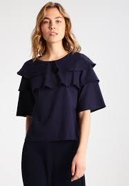paul u0026 joe sister shirt noir women clothing blouses u0026 tunics