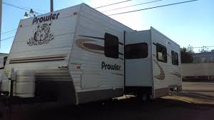 2005 Prowler Travel Trailer Floor Plans by Prowler Travel Trailer Rvs For Sale