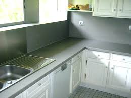 plan de travail en r駸ine pour cuisine resine pour plan de travail carrele cuisine en plan travail