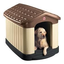 Xlarge Dog Beds by Petmate Indigo Dog House Tan Hayneedle