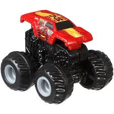 100 Monster Jam Toy Truck Videos Hot Wheels Mighty Minis Blind Pack Styles May Vary