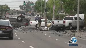 2 Men Killed, 1 Person Hospitalized In Multi-vehicle Crash On Street ...