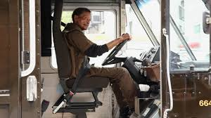 UPS Drivers Who Avoid Accidents For 25 Years Get Arm Patch And ...