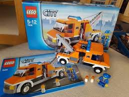 100 Lego City Tow Truck In Hucknall Nottinghamshire Gumtree