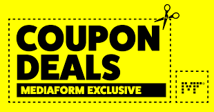 Coupon Deals | MediaForm AU