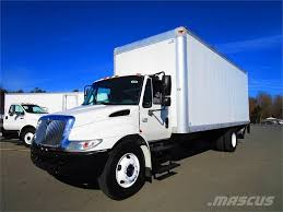 100 International Box Truck For Sale 4300 For Sale ALBEMARLE North Carolina Price 39750