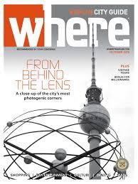 where magazine berlin oct 2018 by morris media network issuu
