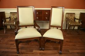 Large Mahogany Dining Room Chairs Luxury
