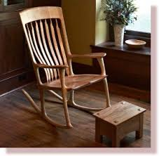 sam maloof rocking chair class you can build the ultimate rocking chair