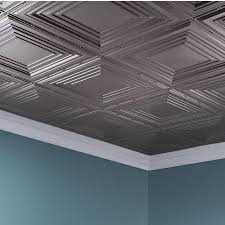 ceiling valuable 2x4 ceiling tiles asbestos formidable black