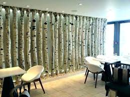Feature Wall Dining Room Wallpaper Bq
