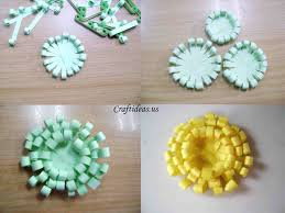 U Paper Plate Crafts Youtuberhyoutubecom Diy Pencil Holders With Waste Material Handicraft Items From