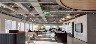 100 Exposed Ceiling Design Architectus Schiavello Construction