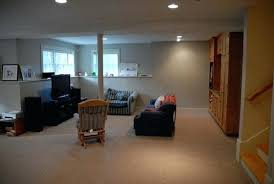 converting basement into living space basement bedroom living room