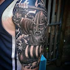 31 Viking Tattoos To Inspire The Norse Lover In You