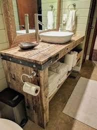 13 diy badmöbel ideen badezimmer rustikal badezimmerideen