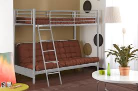 mezzanine avec canapé matelas futon pour lit mezzanine yael matelas futon matelas