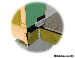 Distance Between Floor Joists On A Deck by Dear Glenn One Builder U0027s Headache With Deck Ledger Codes U2013 Part I