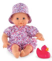 Kathe Kruse Bath Baby Doll Lara EuroSource
