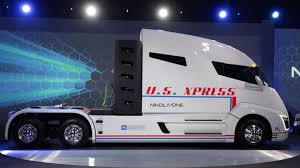 Check Out The First Hydrogen-electric Semi-truck, The Nikola One ...