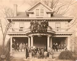 Irvington Halloween Festival Attendance by The Graham Stephenson House Historic Indianapolis All Things