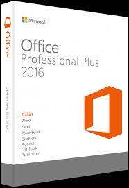 Microsoft fice 2016 Professional Plus Pro 16 0 4456 1003 Crack