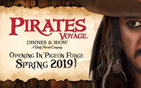 Pirates Voyage Opening Spring 2019 In Pigeon Forge! - Dolly ...