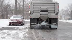 VIDEO: Street To Stream, The Effect Of Road Salt On Our Fresh Water ... Salt Trucks Work To Clear Roads Behind Truck Spreading On Icy Road Stock Photo Picture And Salt Loaded Into Dump Truck Politically Speaking Trailers For Sale Ajs Trailer Center Harrisburg Pa The Winter Wizard Forklift Spreader Winter Wizard Spreader Flexiwet Boschung Marcel Ag Videos Semi Big Rig Buttfinger On Flats Band Of Artists 15 Cu Yd Western Tornado Poly Electric In Bed Hopper Saltdogg Shpe6000 Green Industry Pros Butcher Food Inbound Brewco Municipal City Spreading Grit And In Saskatoon Napa Know How Blog